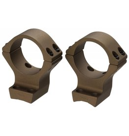 Browning Browning X-Bolt Integrated Scope Mount System Brz Cerakote 30mm High (12536)