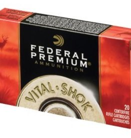 Federal Federal Premium 338 Win Mag 250gr Nosler Partition (P338B2)