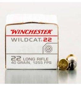 Winchester Winchester Wildcat 22LR 40GR 500rd per/brick (CQWW22LR)