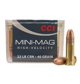 CCI CCI 22 LR Mini Mag 40gr HV 100rd box (0030)