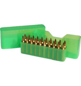 MTM MTM J-20 20rd Slip Top Rifle Ammo Box