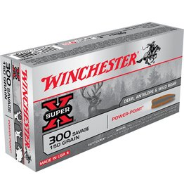Winchester Winchester 300 Savage 150GR Power-Point (X3001)