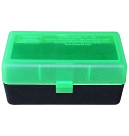 MTM MTM R-50 50rd Flip Top Rifle Ammo Box