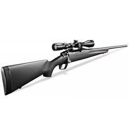 "Remington Remington 783 B/A 7mm-08 rem blk syn stock 22"" blued barrel w/scope (85835)"