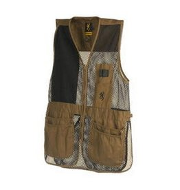 Browning Browning Trapper Creek Shooting Vest w/RH recoil pocket