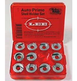 Lee Precision Inc Lee Auto Hand Priming Tool Shell Holder Set Includes #1, 2, 3, 4, 5, 7, 8, 9, 10, 11, and 19