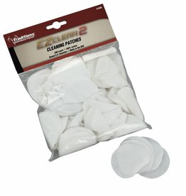 Traditions Traditions 45-54cal Cotton Cleaning Patches 200count