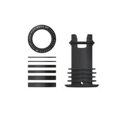 OneUp Components EDC top cap Black