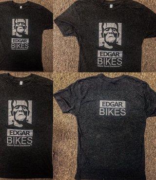Edgar Bikes Casual T-Shirt