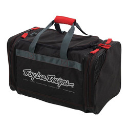 TLD JET BAG; BLACK