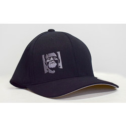 Edgar Bikes Hat Black FLogo