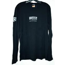 Mens Icebreaker Edgar Bikes Wool Oasis 200 Long Sleeve