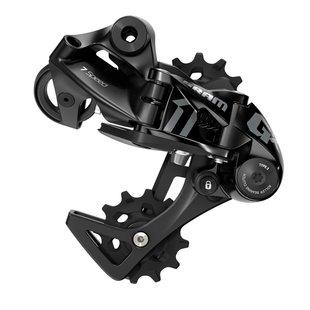 SRAM GX DH Rear Derailleur - 7 Speed, Medium Cage, Black