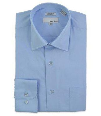 Modena Stout Dress Shirt Blue