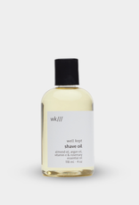 Well Kept Shave Oil - 4oz