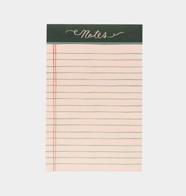 Rifle Paper Co. Rose Lined Notepad