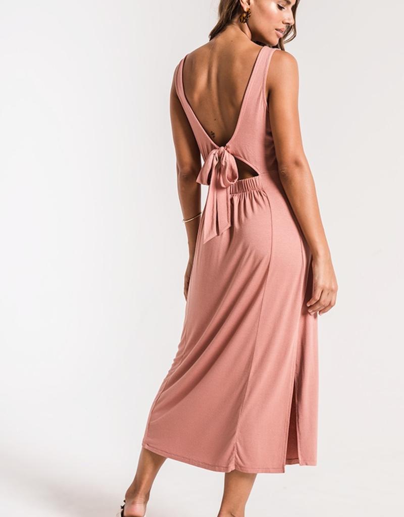 Z Supply The Madeline Tie Back Dress