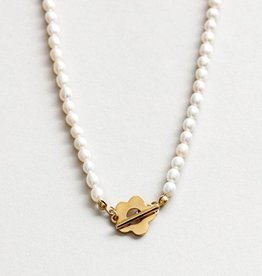 Wolf Circus Sofia Freshwater Pearl Necklace