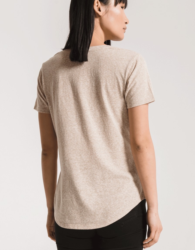 Z Supply The Tri-Blend Pocket Tee