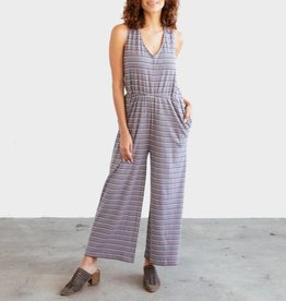 Known Supply Indra Jumpsuit - Grey