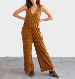 Known Supply Indra Jumpsuit - Spice