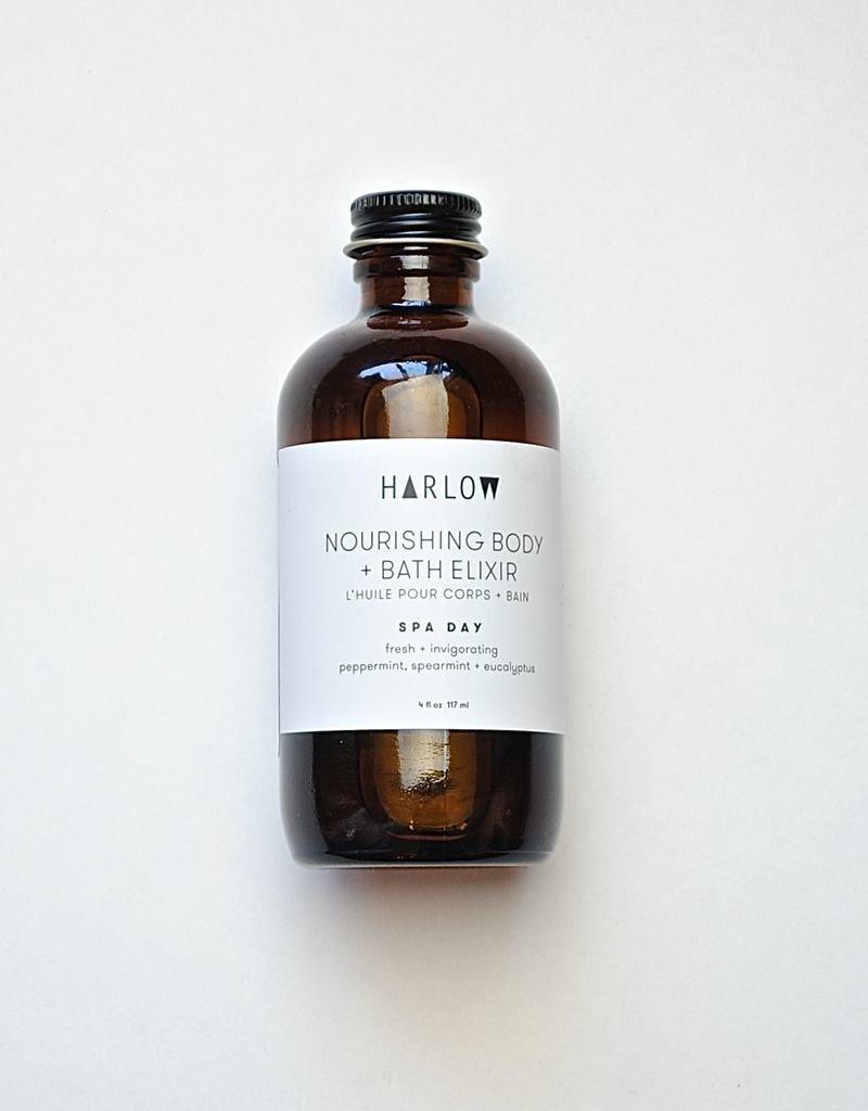 Harlow Body + Bath Elixir - Spa Day