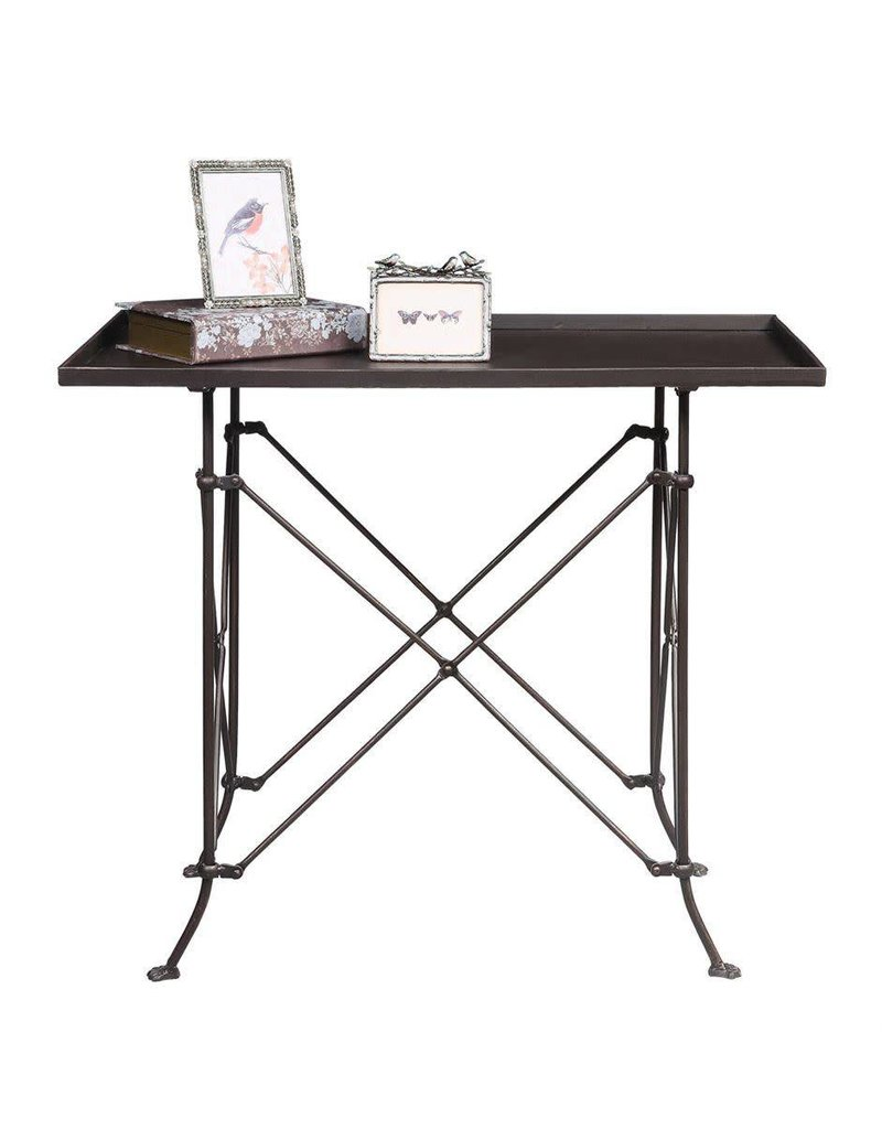 """31"""" Metal Table"""