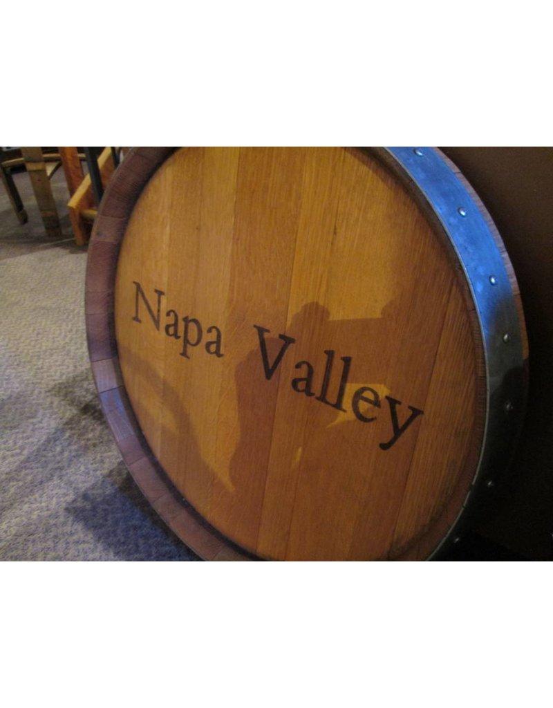 24 Wine Barrel Lazy Susan Napa Valley Napa Valley Dreaming