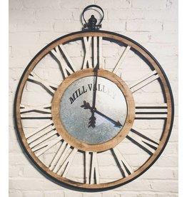 "36"" Train Station Clock"