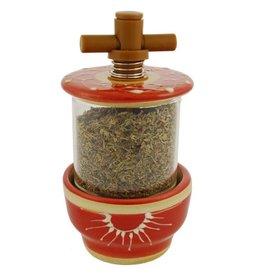 Herbs Grinder-Sun/Red