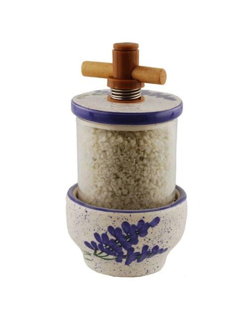 Salt Grinder Lavender