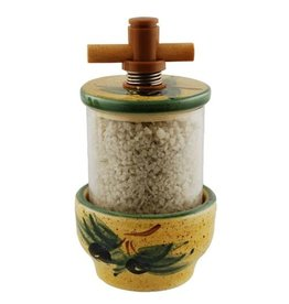 Salt Grinder Olive