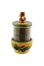 Herbs Grinder Olive