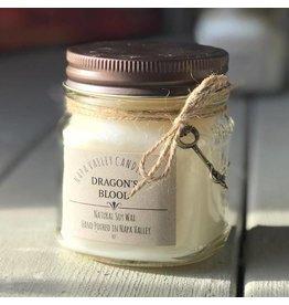 Dragon's Blood - Mini Mason Candle