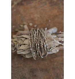 S/10 Iron Elastic Bracelets