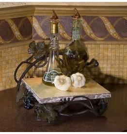 Vineyard Marble Server - Square
