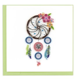 Quilling Card - Dreamcatcher