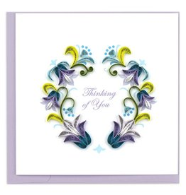 Quilling Card - Thinking of You