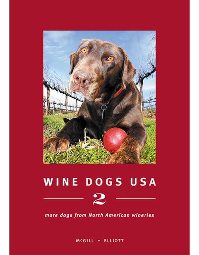 Wine Dogs 2-Red