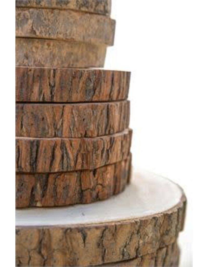 """13"""" Paulownia Wood Round"""