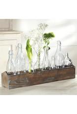 Glass Vase Caddy