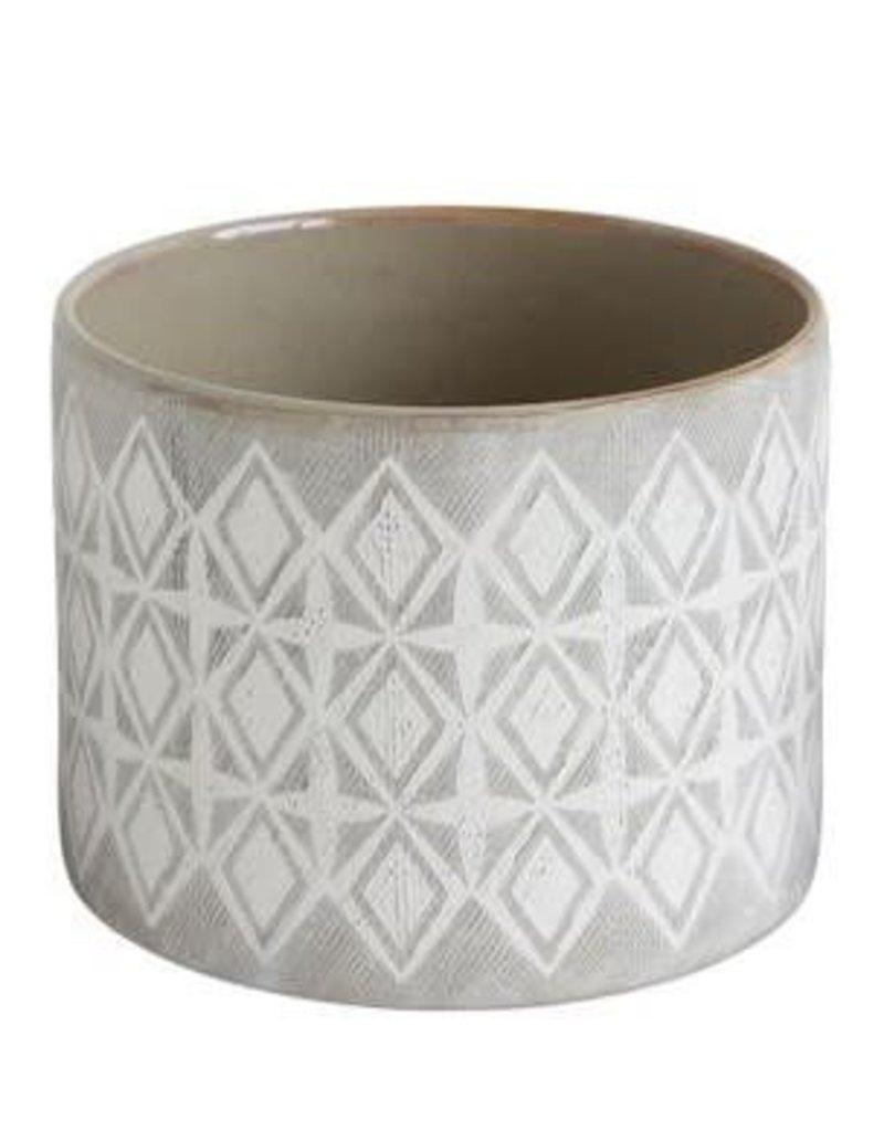 Stoneware Pot-Med.