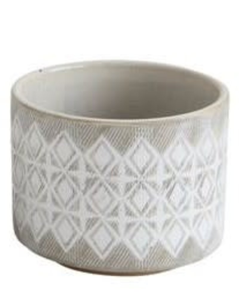 Stoneware Pot-Sm.