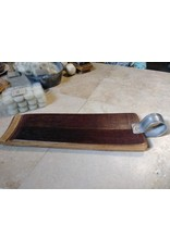 Small Tray w/ Metal Handle