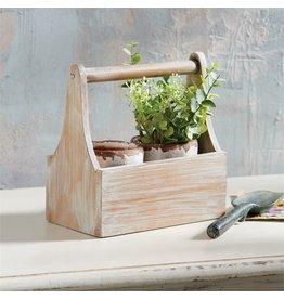 Herb Pot Caddy Set
