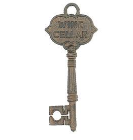 Wine Cellar Key-Rust