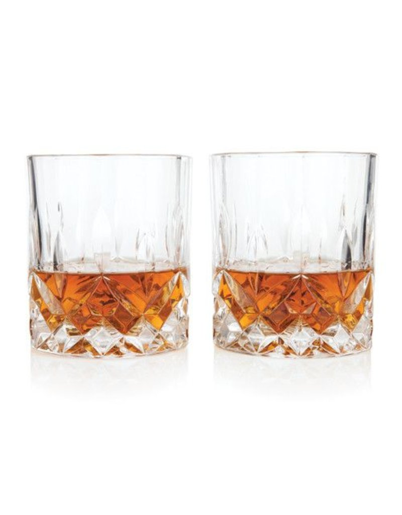 Admiral Crystal Tumblers s/2