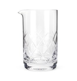 XL Pro Crystal Mixing Glass