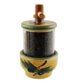 Pepper Grinder Olive