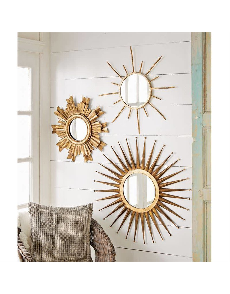 "20"" Sunburst Mirror"